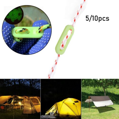 3 Holes Tensioner Lock Wind Ropes Buckle Tent Rope Fastener Tightening Hook