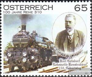 Osterreich-2916-kompl-Ausg-postfrisch-2011-Karl-Goelsdorf