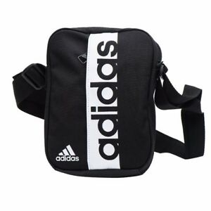 Image is loading Adidas-Performance-Mini-Bag-Small-Linear-Messenger-Shoulder - e2940d3b09ff1