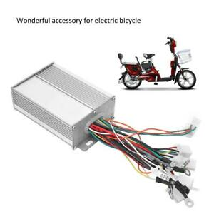 E-bike Brushless Regulator Controller DC Motor for Electric Bicycle Scooter New