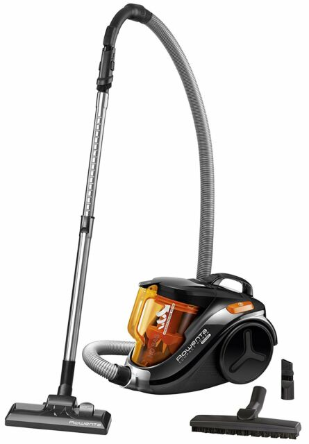 Buy Rowenta Compact Power Cyclonic Ro3753 Vacuum Cleaner System Advanced 79 Db Online Ebay