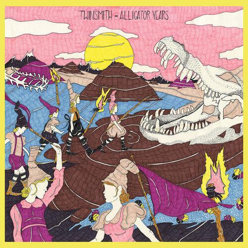 Twinsmith - Alligator Years [New Vinyl LP] Digital Download