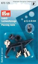 Prym Lochwerkzeug für Vario Zange 3, 4 und 8 mm 673125