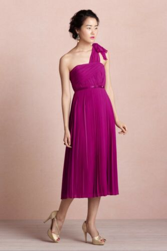 BHLDN Marchioness Dress Berry color size 0