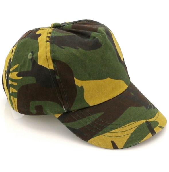 CAPPELLINO Mimetico RAMBO Militare ARMY Esercito CAPPELLO Baseball BERRETTO  Uomo f0ab7466cddb