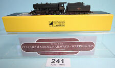 GRAHAM FARISH N' 372-427 BR BLACK WD AUSTERITY CLASS STEAM LOCO BOXED DCC FITTED