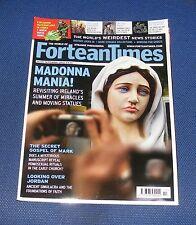 FORTEAN TIMES FT279 SEPTEMBER 2011 - MADONNA MANIA!