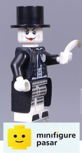 sh671-Lego-DC-76161-Tim-Burton-039-s-Batman-The-Joker-Jack-Nicholson-Minifigure