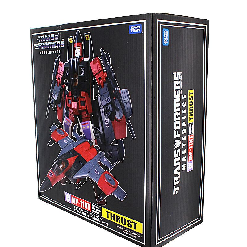 100% Takara Transformers Masterpiece MP-11NT THRUST Japan Exclusive NEW