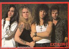 Music Postcard - American Rock Band Extreme  RR871