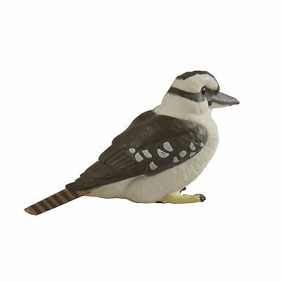 Kookaburra Safari Ltd Lead and BPA Free Materials Quality Construction from Phthalate Realistic Hand Painted Toy Figurine Model For Ages 3 and Up