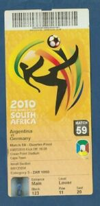 Deutschland Argentinien Tickets