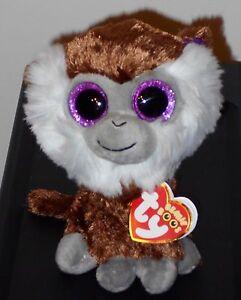 Ty Beanie Boos ~ TAMOO the Monkey 6