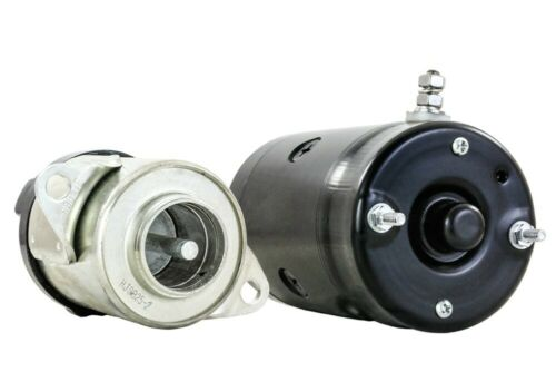 NEW STARTER /& SOLENOID FIT HARLEY TOURING ELECTRA GLIDE CLASSIC FLHTC 83-88