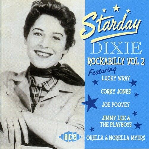 Various Artists - Starday Dixie Rockabilly 2 / Various [New CD] UK - Import
