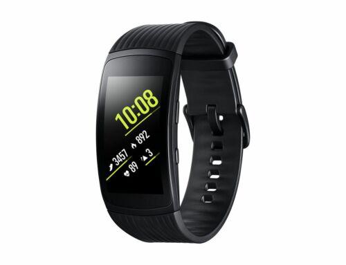 Samsung SM-R365NZKAXAC Gear Fit 2 Pro Large Black