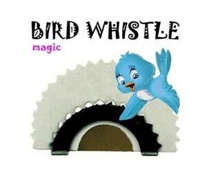 NEW Bird Whistle Magic Fun and Boys /& Girls Bird Caller Tongue 8