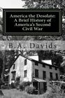 America the Desolate: A Brief History of America's Second Civil War by B a Davids (Paperback / softback, 2013)