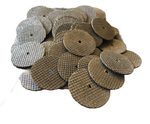 100pc 32mm Resin Cutting Wheel Cut-off Discs Kit for Rotary Tool NEW