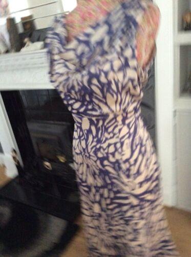 Mauve Jacques Pristine Ivory Dress Hols 14 Blue Vert Size qzOSwp4z
