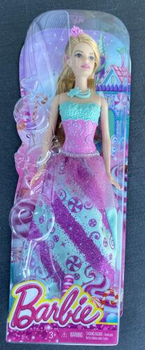 FCH48 *BRAND NEW Barbie Princess Candy Doll