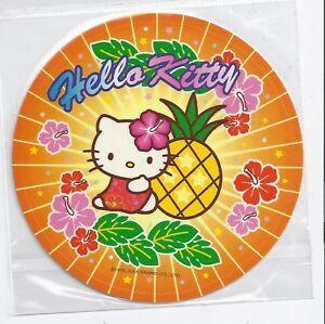 Sanrio Hello Kitty Sticker Pineapple #851