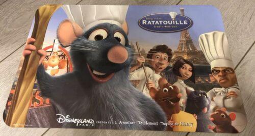 Platzset Ratatouille 30 X 45 CM Disneyland Paris