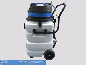 Pumpsauger Nasssauger Wassersauger Industriesauger 80l 3kW 3 Motoren schaltbar