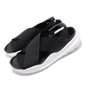 Nike-Wmns-Praktisk-Black-White-Women-Sports-Lifestyle-Sandals-Shoes-AO2722-002