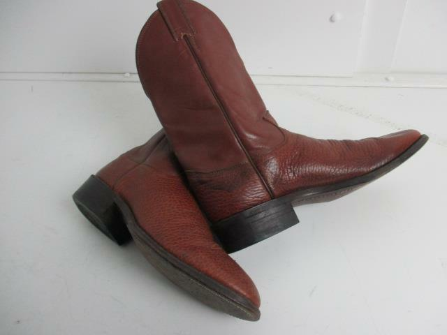 Da Cowboy/western Uomo Cowboy/Western Boo da Uomo Cowboy/western Da misura 8B RIF. B0914 1a1dc5