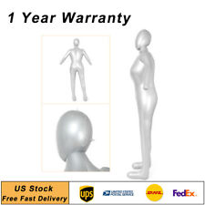 Woman Whole Body With Arm Inflatable Mannequin Fashion Dummy Torso Model Durable