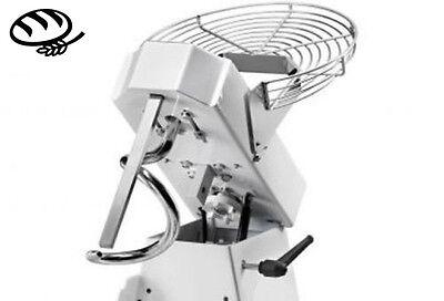 Teigknetmaschine Teigmaschine Eco 48 Liter 400v Ideal Für Bäckereien Gastlando Durchblutung GläTten Und Schmerzen Stoppen Business & Industrie