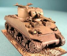Milicast BB045 1/76 Resin WWII British Sherman III (M4A2 Late) M34A1 Mantlet etc