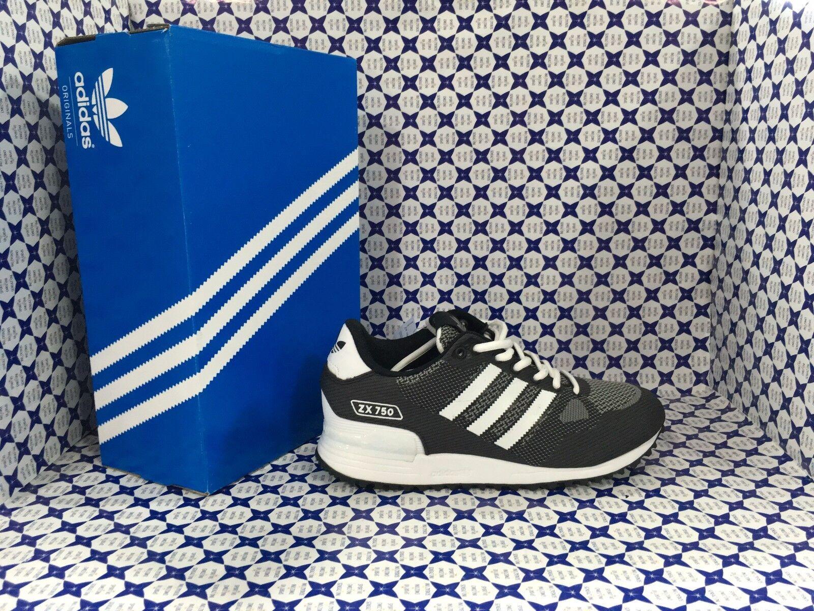 Scarpe Adidas Adidas Adidas Originals ZX 750 WV Uomo scarpe da ginnastica - Antracite Bianco - BB1222 fe99e5
