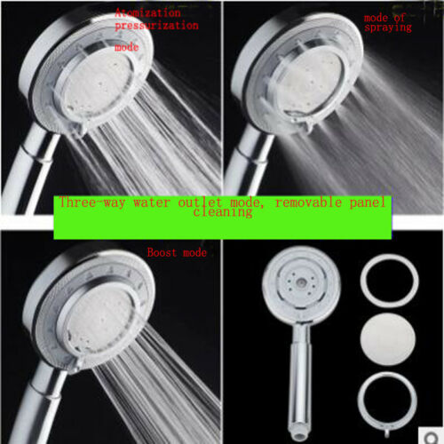 High Pressure Handheld Shower Head Detachable Handheld Showerhead BL3