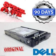 "Dell Poweredge R320 R420 R620 hard drive 300GB 10K RPM 2.5"" SAS 6Gbps & Caddy"