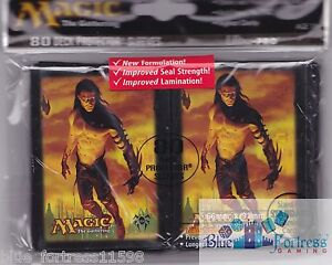 dragon card sleeves mtg