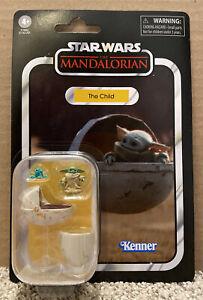 "Star Wars Vintage Collection VC184 Mandalorian The Child 3.75"" Action Figure MOC"
