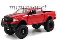 Jada 97474 Off Road 2014 Dodge Ram 1500 Pick Up Truck 1/24 Diecast Red