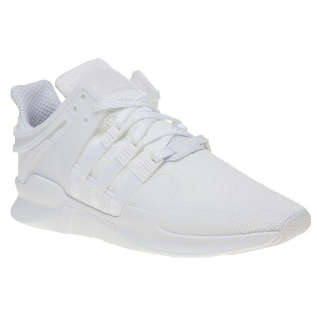 d6863f6accd3 New MENS ADIDAS WHITE Eqt Support Adv NYLON Sneakers Running Style