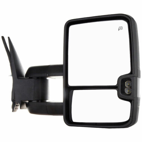New RH Side Smoked Signal Towing Mirror For Chevrolet Tahoe 2007-2014 GM1321354