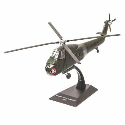 Sikorsky uh 34 d seahorse marines USAF helicóptero Helicoptere metal 1:72