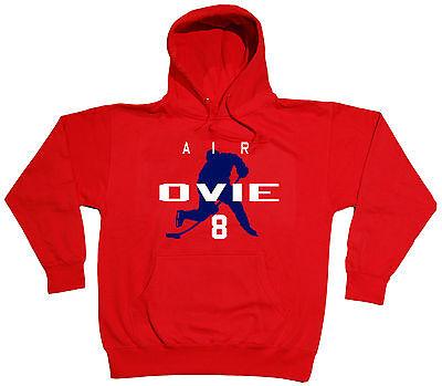 "Alexander Ovechkin Washington Capitals /""Air Ovie/"" jersey T-shirt  S-XXXXXL"