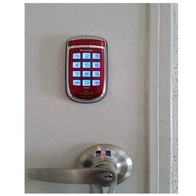 New Security Digital Door Lock Touch Pad Keyless Locks Door Hardware