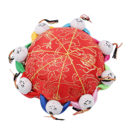 Lovely Red Pin Cushion Sewing Craft Needle Storage Holder Sewing Tool Kit S
