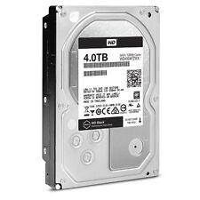 """Western Digital Black 4TB (7200rpm) SATA 6Gb/s 128MB 3.5"""" Hard Drive (Internal)"""