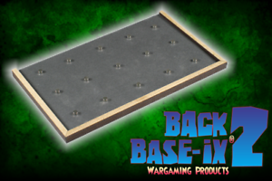 Magflex Movement Tray for Warhammer 20mm Base 5F x 2D