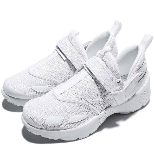 Nike 897997-100 Air Jordan Trunner LX GG Triple White Platinum 897997-100 Nike GS 9.5Y Mens 9.5 5f03a9