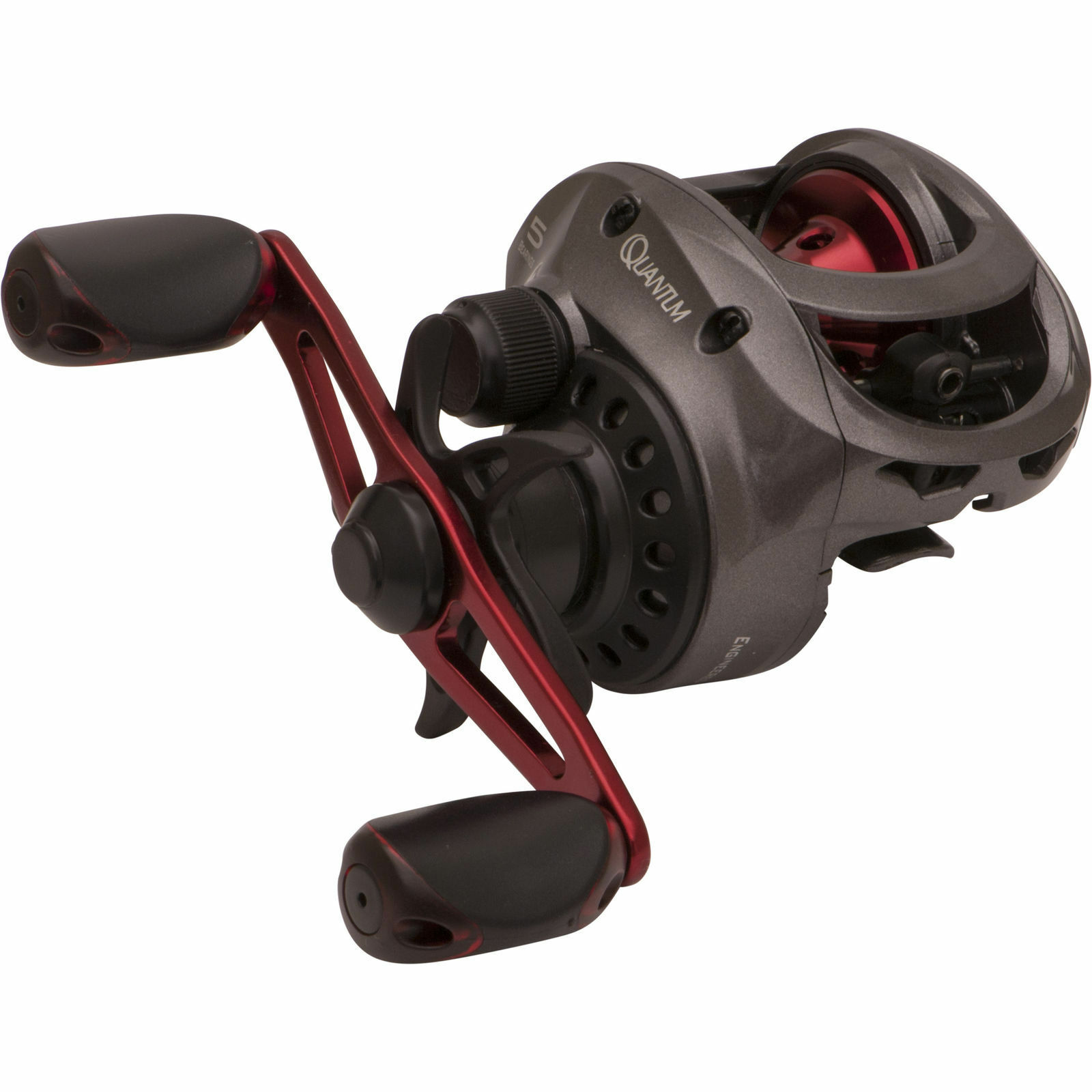 Quantum Pulse 5BB 6.6 1 Baitcast Low Profile Reel Right Hand  PL100S NEW