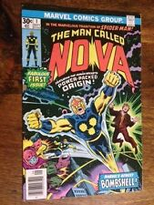 The Man Called Nova #1 - September, 1976 1st app of Nova